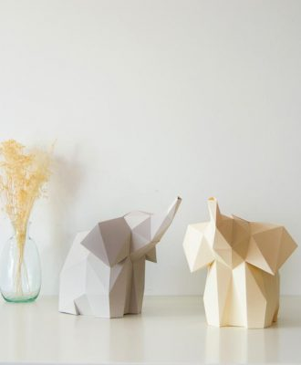owl paperlamps