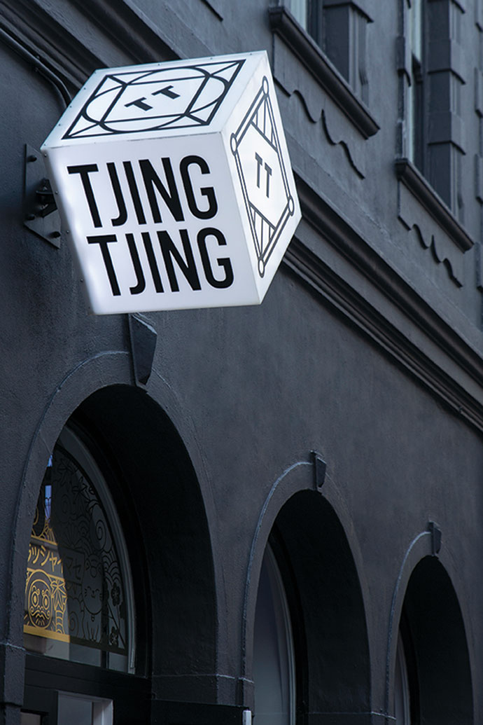 Tjing Tjing Rooftop Bar has been a Cape Town landmark for seven years. |
