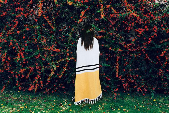 Janet Lightbody, Endless Summer Shot by Jeanne