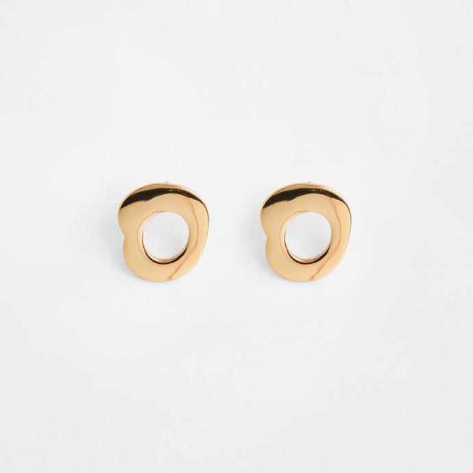 Harvest Moon Cave earrings.