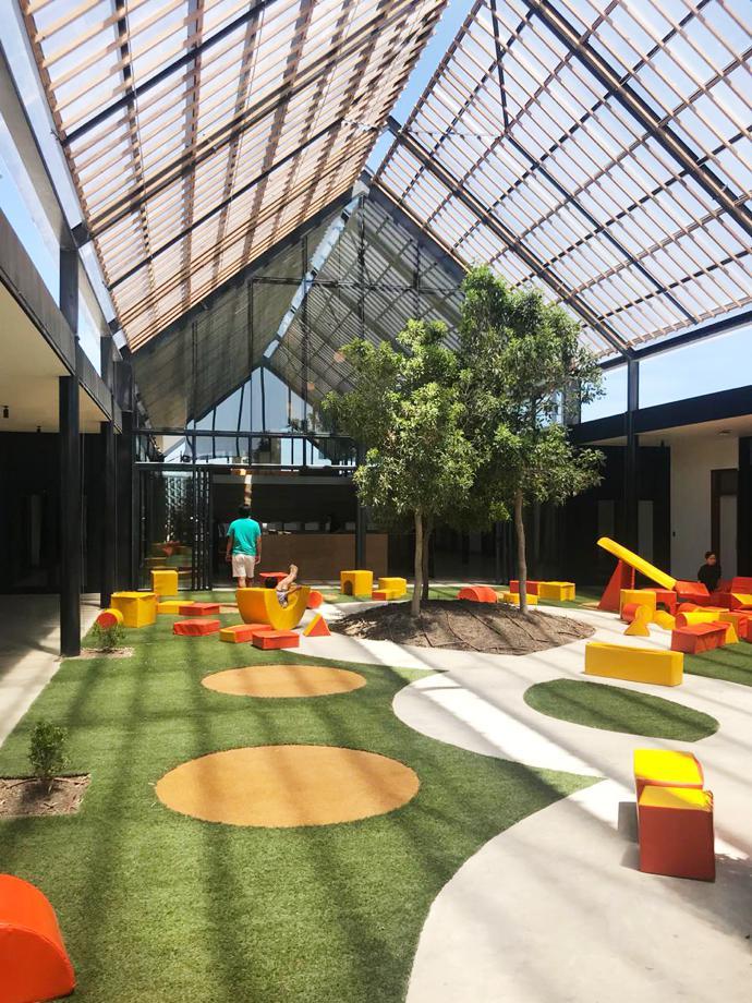 Rallim Courtyard by Studio MAS