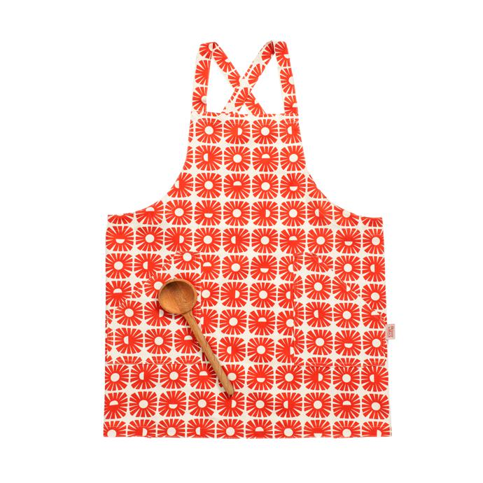 Skinny laMinx Cross Back Pinny Sunshine Persimmon