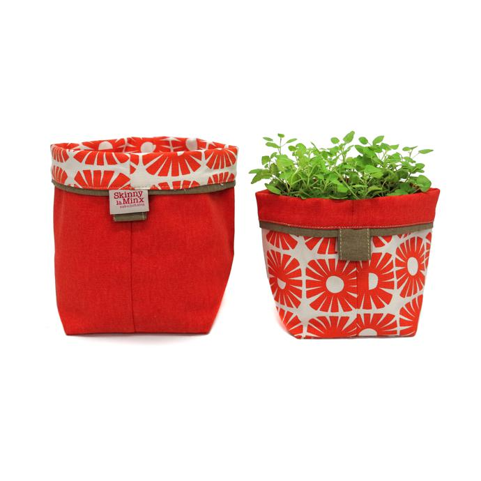 Skinny laMinx Reversible Soft Buckets Sunshine Persimmon