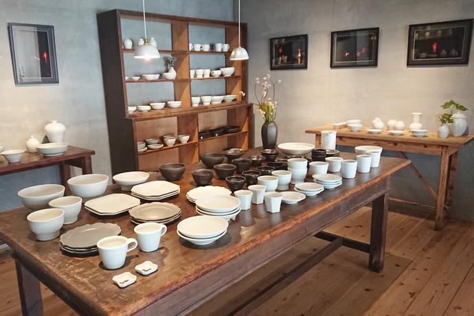 Spica Beppu shop and gallery, Oita Prefecture