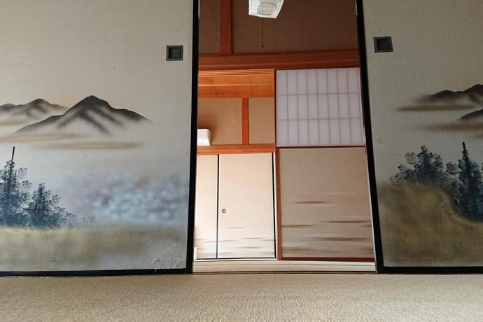 Yananose House minshuku, Kochi Prefecture