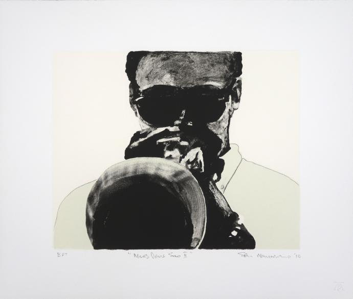 Miles Davis Solo II (2010)