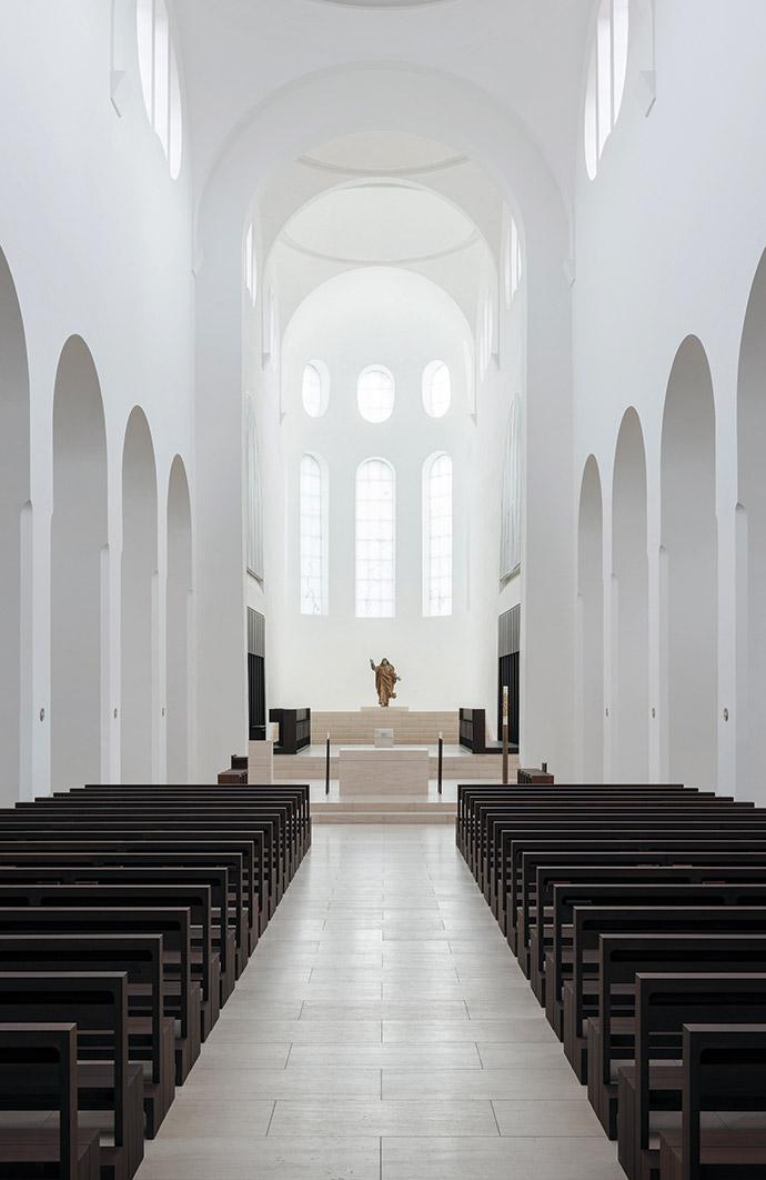 Moritzkirche. Image credit: Gilbert McCarragher
