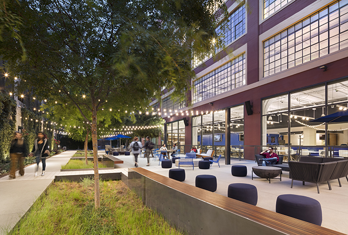 Ford Factory, Location: Los Angeles CA, Architect: Rockwell Group