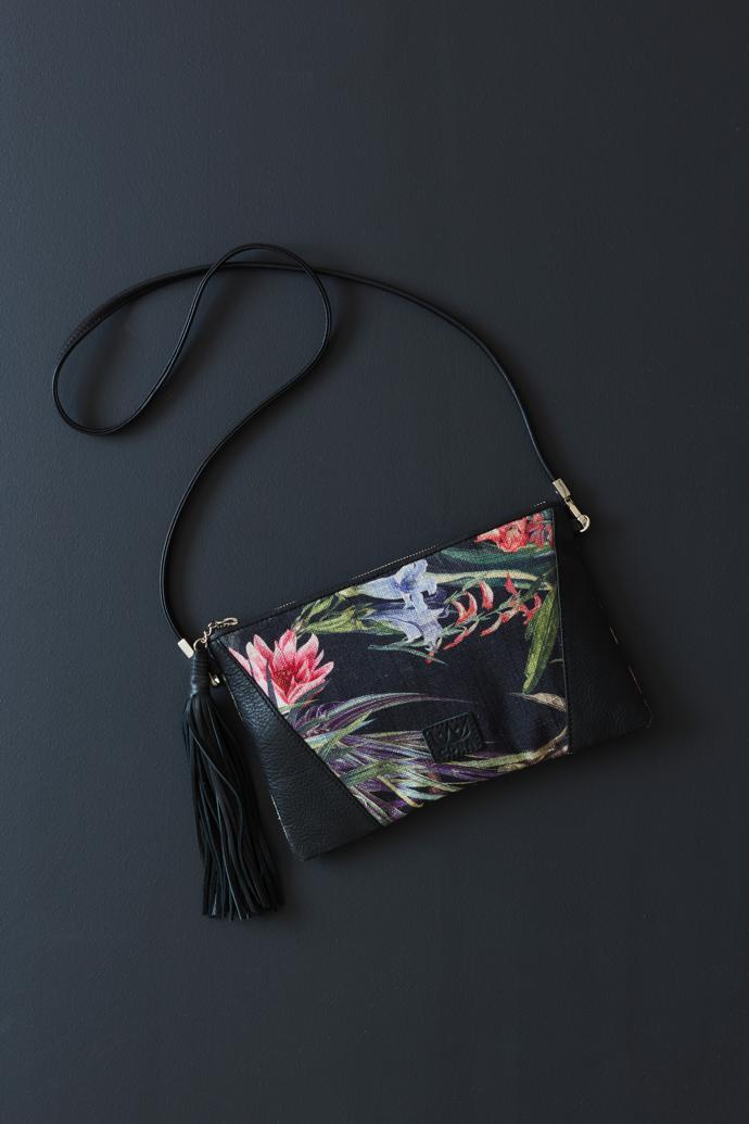 Coba Compact Bag in Vervet Black (29 x 19cm), R 1 350