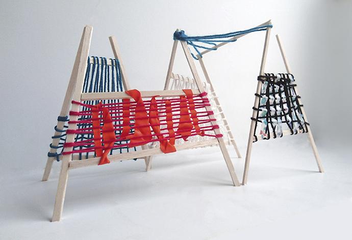 Die Braak Pavilion, Braak Pavilion Model 1, Pieter Mathews.