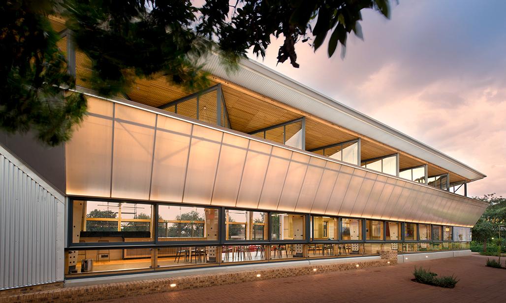 New University Buildings: Future Africa Campus and Javett Art Centre - Visi