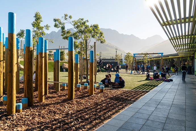 Botha's Halte Primary School.