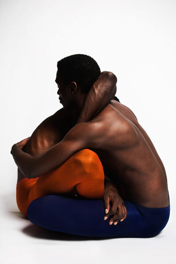 Lakin Ogunbanwo – Ehn 1, 2019. Digital Print, 60 x 42 cm. Presented byArt Gazette.
