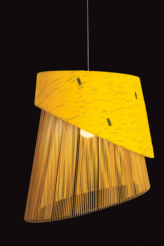 The Stack pendant (900mm x 900mm), R9 850