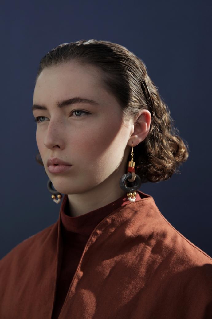 Gamma earrings