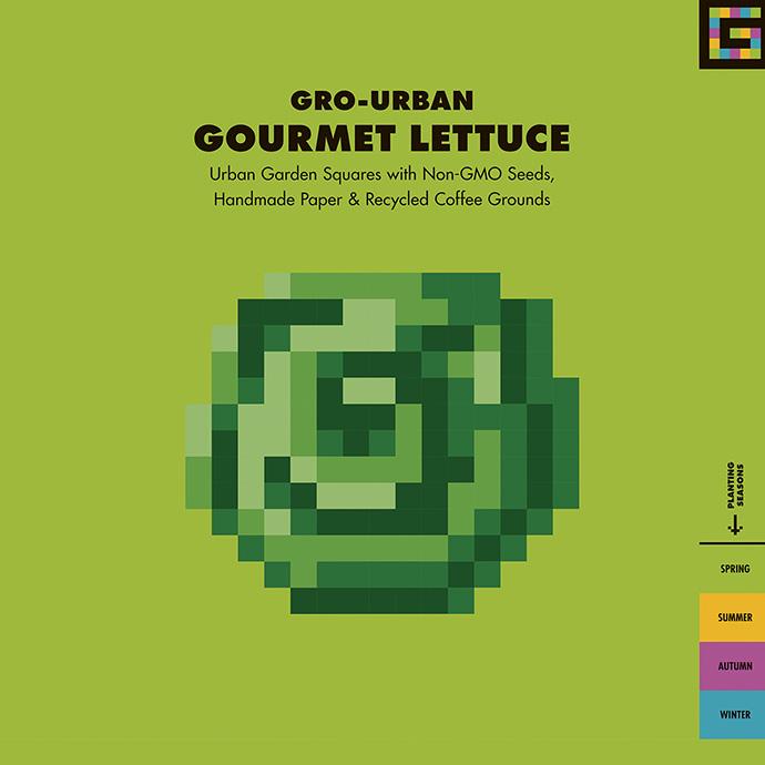 Gourmet lettuce