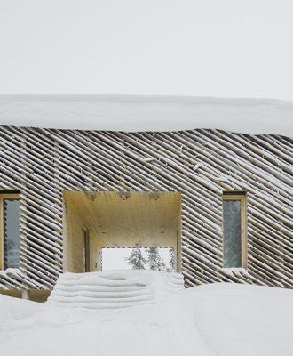 skigard hytte