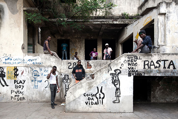 Filipe Branquinho – The Village Gang (Vila Algarve series), 2014.