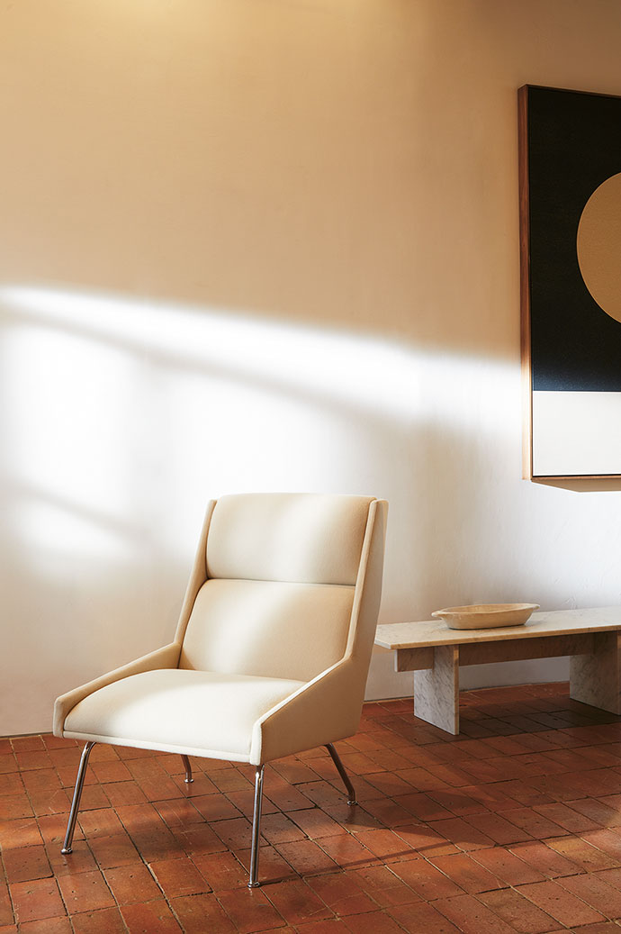 The Kent chair, created for Lemon by Master Studio.