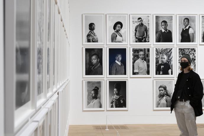 Zanele Muholi, Press View, Tate Modern