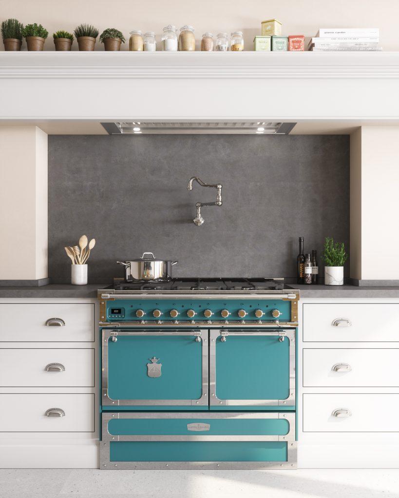 Officine Gullo Restart Collection 90cm double oven