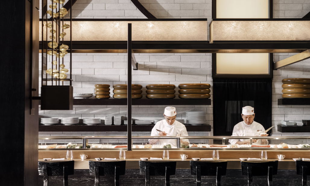 Discover masterful Japanese-Peruvian cuisine at Africa's only Nobu.