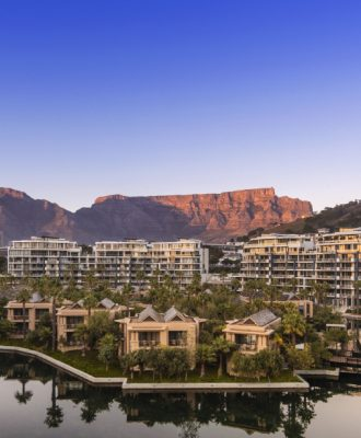 view of the One&Only Cape Town hotel