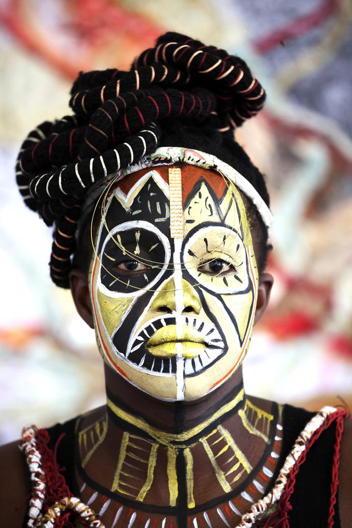 Ilizwe_Nyika Warrior Queen Lozikeyi I
