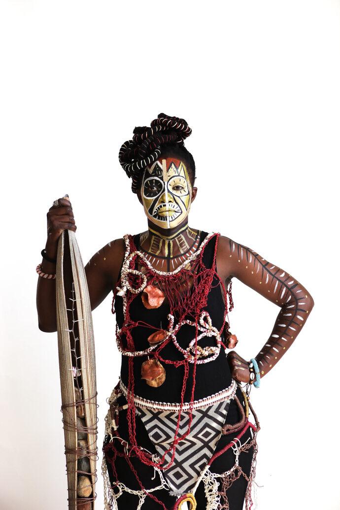 Ilizwe_Nyika Warrior Queen Lozikeyi II
