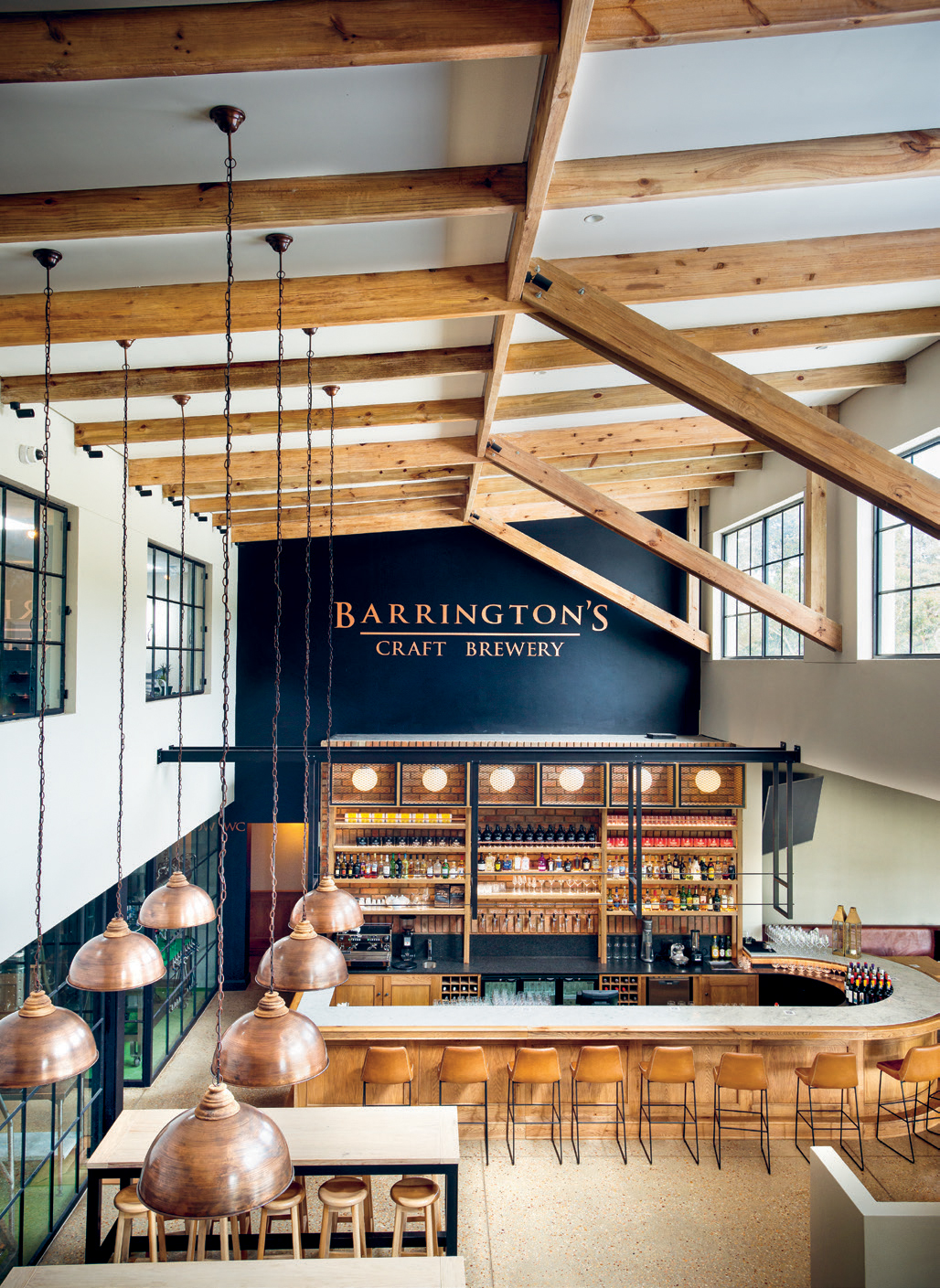 Barrington's