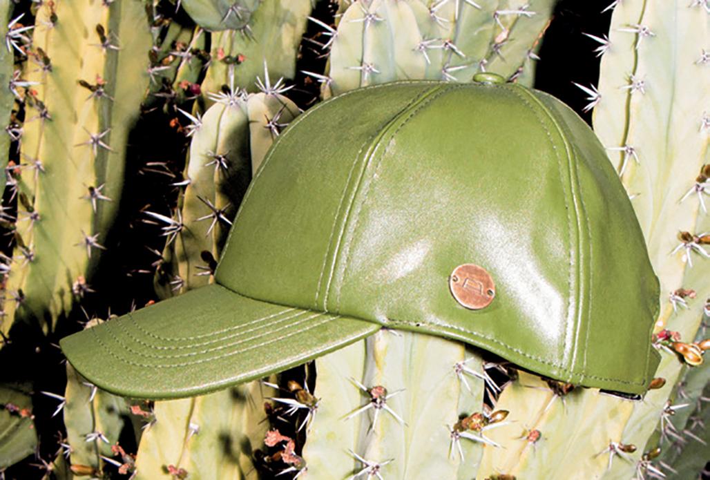 Simon and Mary Cactus hats