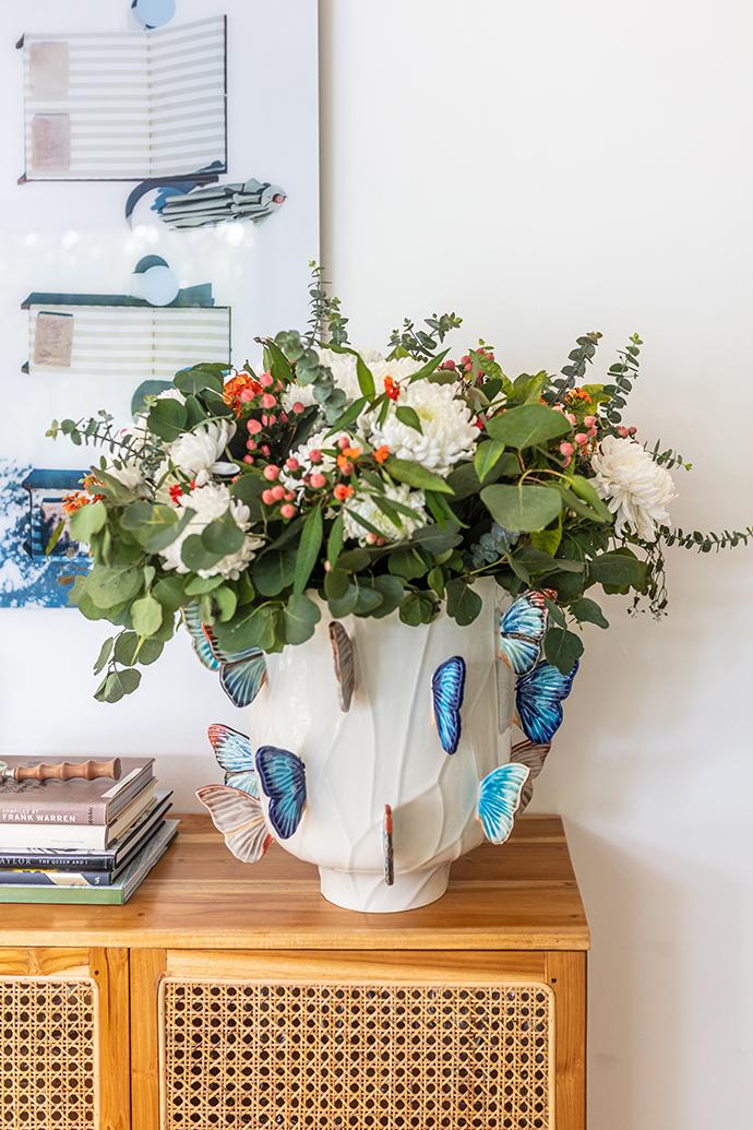 Bordallo Pinheiro's New Cloudy Butterflies Collection