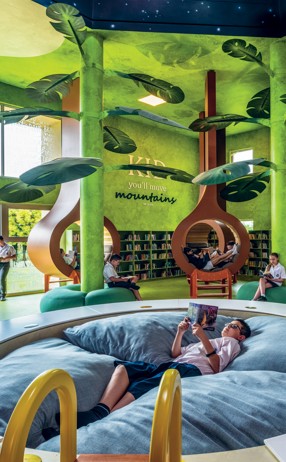 Elements Library by Hubo Studio