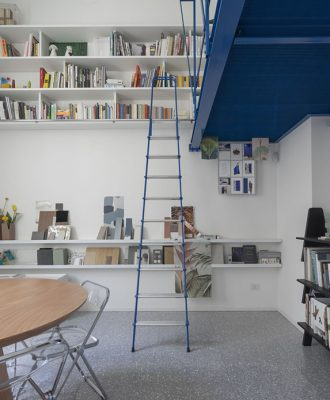 NEVER TOO SMALL: Micro Loft Apartment