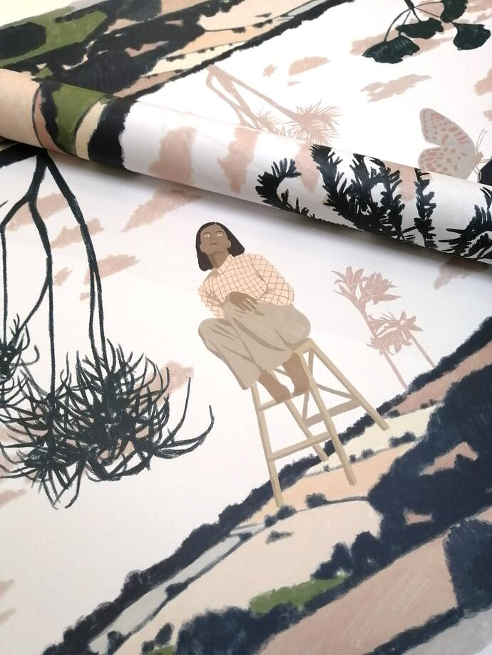 Brunch Wrapping paper