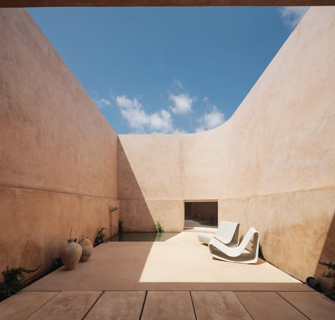Casa Azul by Bak Gordon Arquitectos