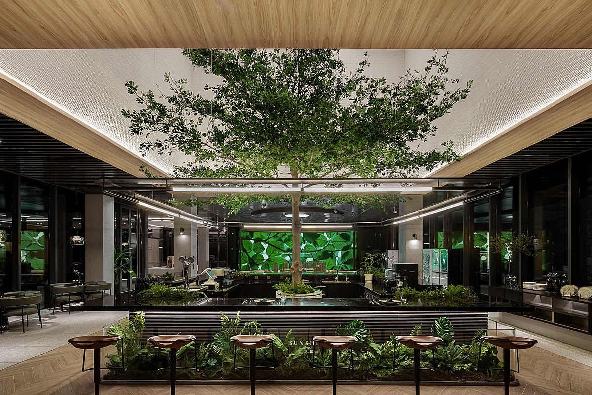 Restaurant & Bar Design Awards Shortlist 2021