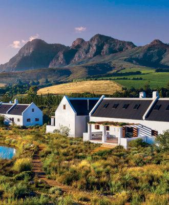 Babylonstoren Fynbos Family Home