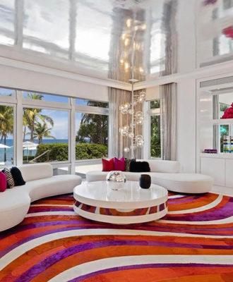 Eclectic Miami Beach House