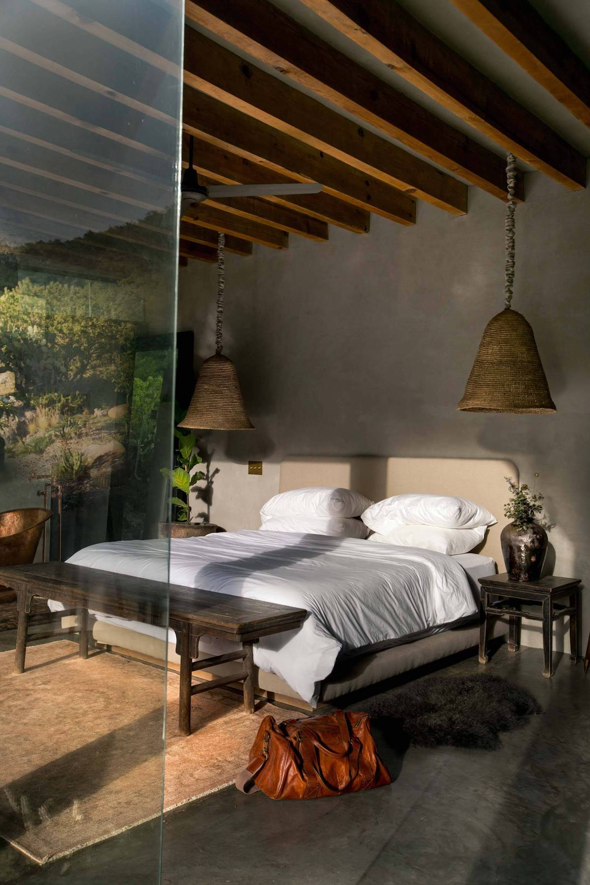 The retreat can be used as a chance to immerse yourself in nature.