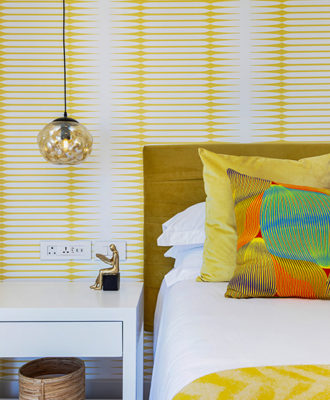 Before and After: 'Lock up and Go' Seaside Apartment