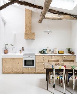 Never Too Small: Paris Micro Apartment
