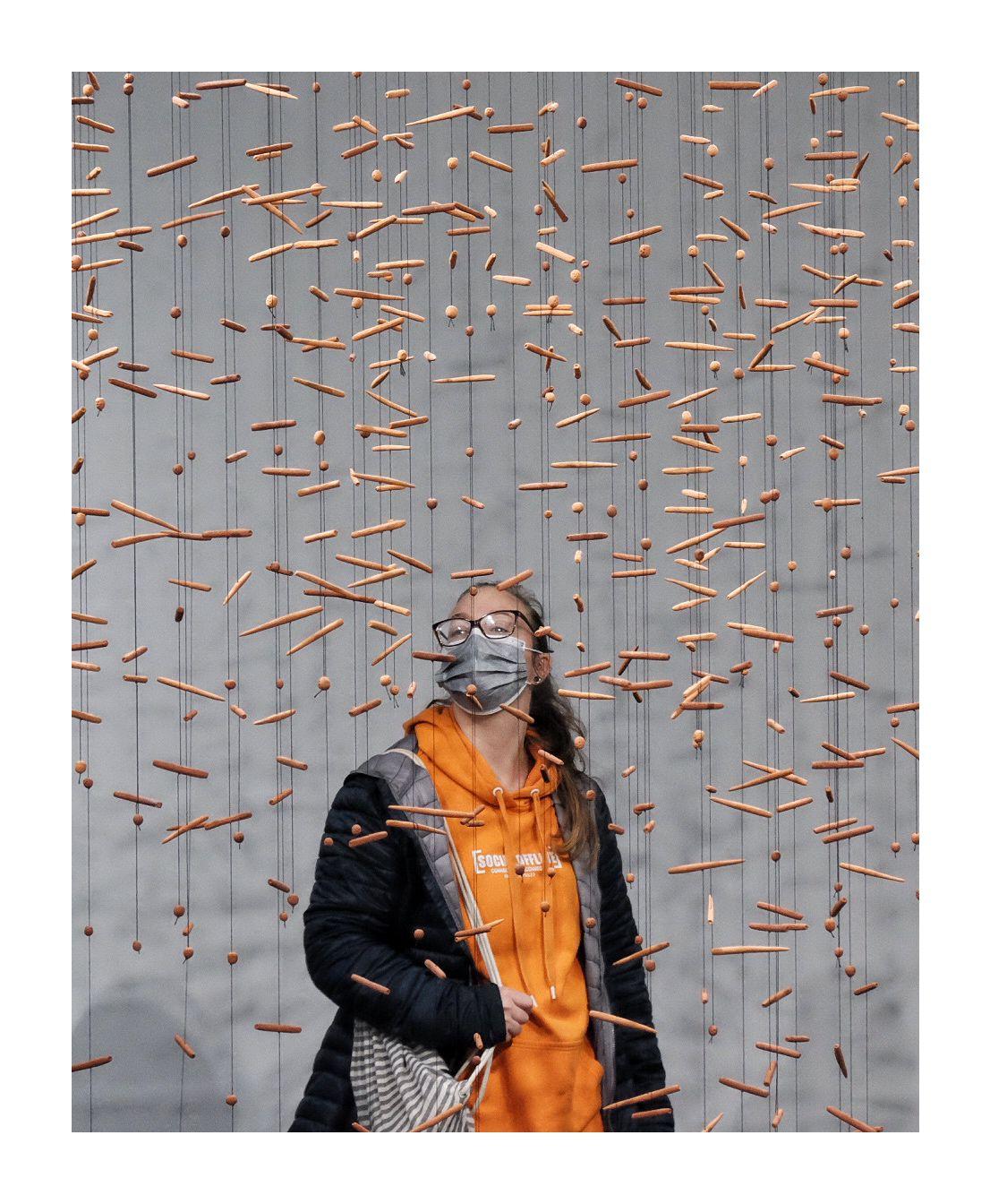 Nindya Bucktowar's 'Reef Fragments', 2021